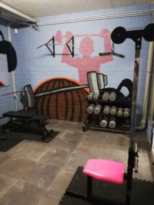 Fitnessraum (2021)
